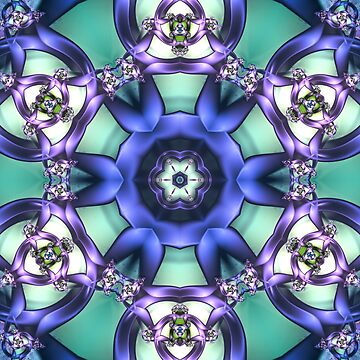 Allowing What Is Mandala by kellydietrich