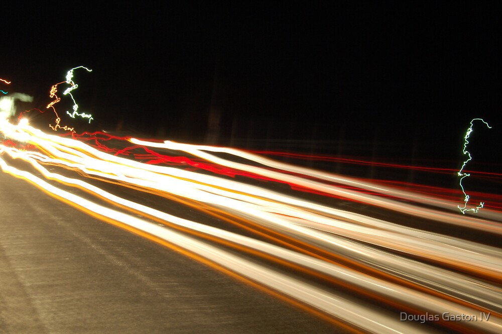 Night Street 2 by Douglas Gaston IV