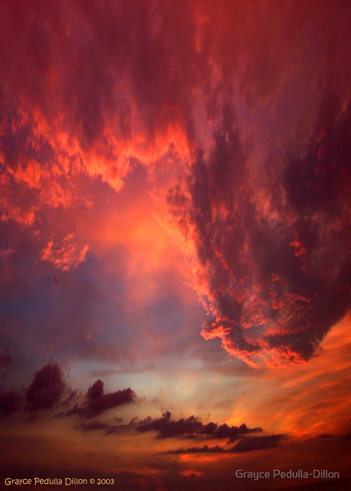 The Heavenlies by Grayce Pedulla-Dillon