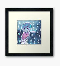 unhappy Framed Print