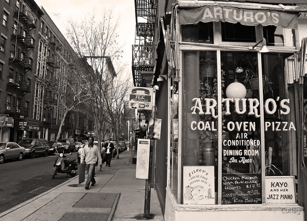 Arturos Pizza by Curley