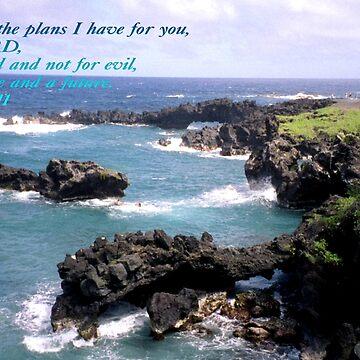 Jeremiah 29:11 by bjarboe