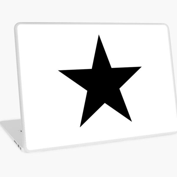 BLACK Star, Dark Star, Black Hole, Stellar, Achievement, Cool. Laptop Skin