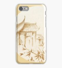 Quiet Night Thoughts iPhone Case/Skin