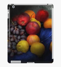 Food - Fruit - Fruit still life  iPad Case/Skin