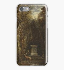 John Constable - Cenotaph To The Memory Of Sir Joshua Reynolds iPhone Case/Skin