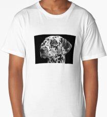 Austere Dalmatian Long T-Shirt