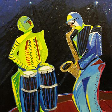Jam'n Sum Jazz by ajisbister