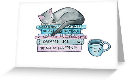 Die Kunst der Miau von DiBeauteous