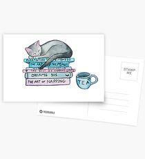 L'Art du Miau Cartes postales