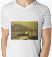 John Atkinson Grimshaw - The Lady Of Shalott 1875 T-Shirt
