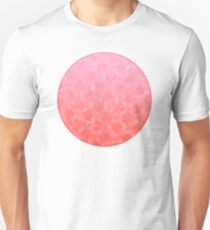 Ombre Pink Unisex T-Shirt