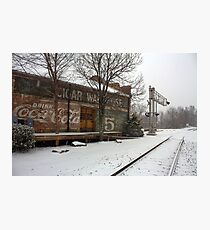 Cigar Warehouse Photographic Print