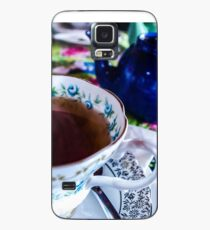 High time for high tea Case/Skin for Samsung Galaxy