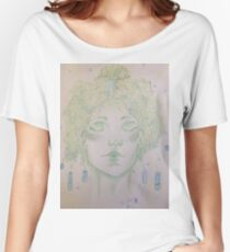 Watercolor Sea Women's Relaxed Fit T-Shirt