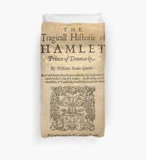 Shakespeare, Hamlet 1603 Funda nórdica