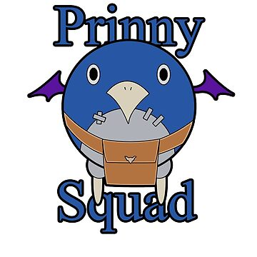Cute Prinny by Eveanon