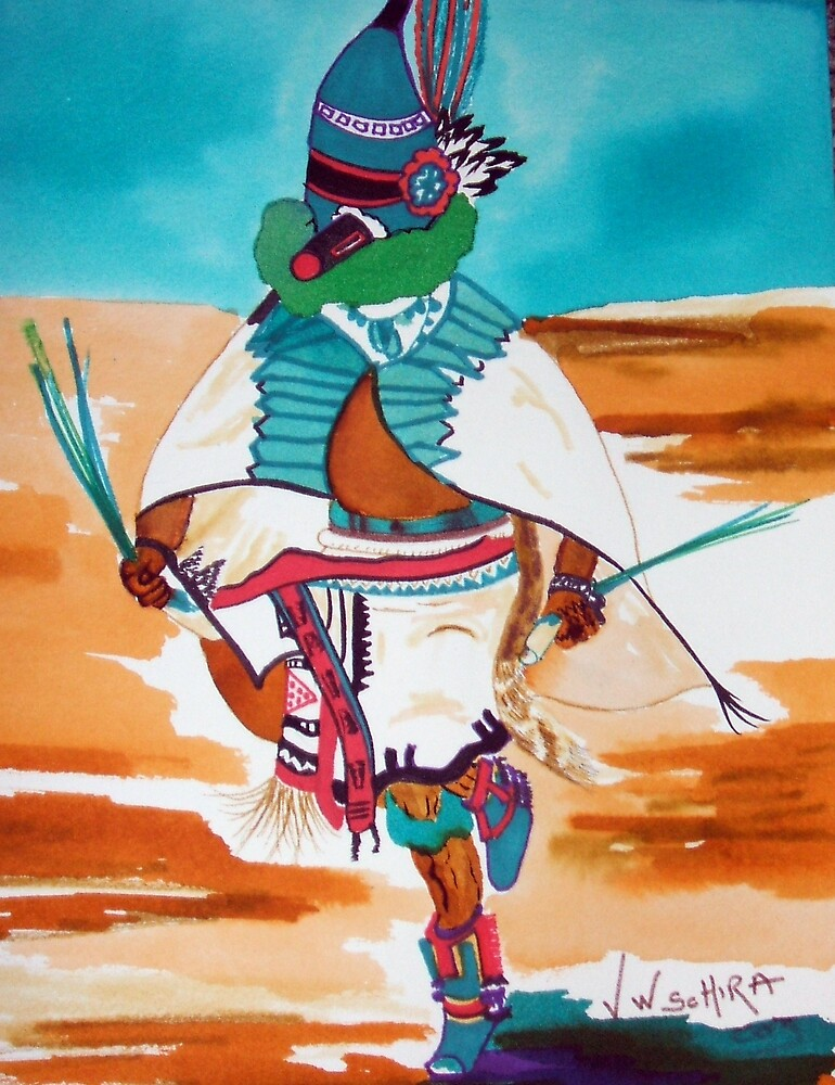 Kachina by Jamie Winter-Schira