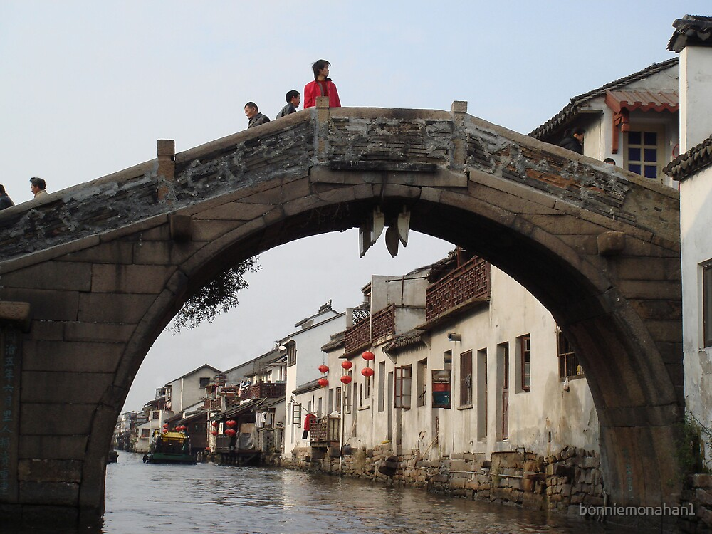 CHINA - Venice of the East by bonniemonahan1