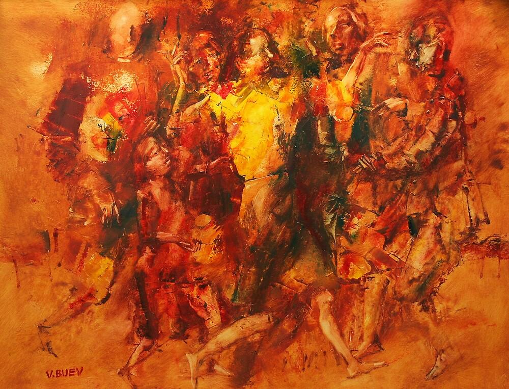 fiesta III by Valeriu Buev