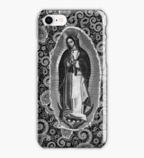 La Virgen De Guadalupe iPhone Case/Skin