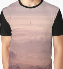 Village Church Graphic T-Shirt