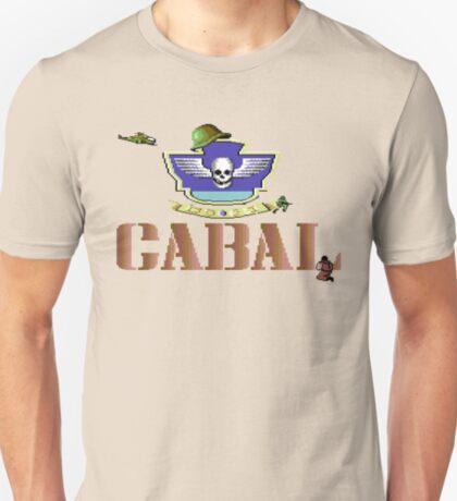 Gaming [C64] - Cabal T-Shirt