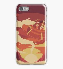 Rick And Morty Art #1 iPhone Case/Skin