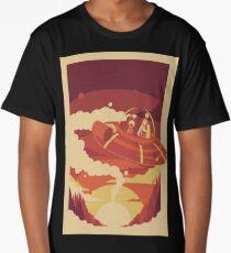 Rick And Morty Art #1 Long T-Shirt
