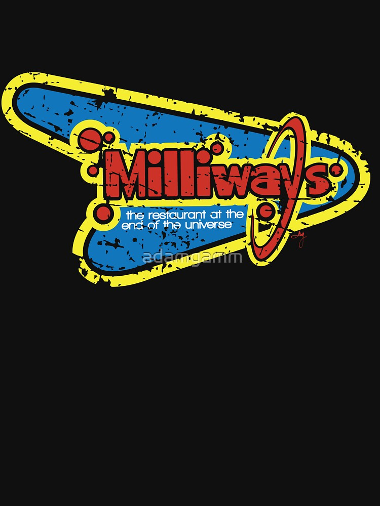 Milliways: the Restaurant at the End of the Universe | Unisex T-Shirt