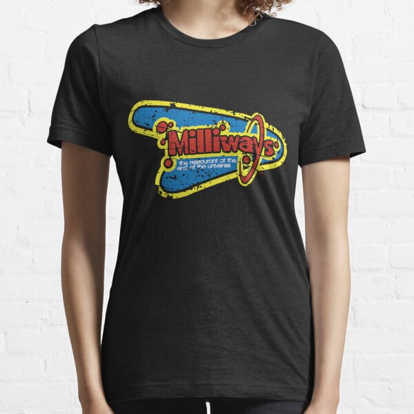 Milliways: the Restaurant at the End of the Universe Essential T-Shirt