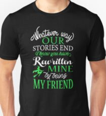 Wicked Musical Quote. Unisex T-Shirt