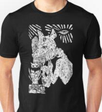 Strange and Secret Circumstances by Allie Hartley  Unisex T-Shirt