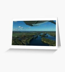 Beautiful St. Lawrence River   Greeting Card