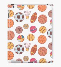Sport Sport Fun iPad Case/Skin