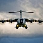Atlas A400M  by andy lewis