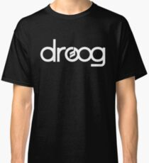 droog - rave, ultra-violence and synthesizers Classic T-Shirt