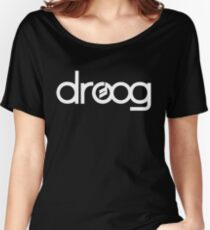 droog - rave, ultra-violence and synthesizers Women's Relaxed Fit T-Shirt