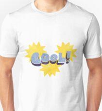 cool retro cartoon symbol Unisex T-Shirt