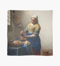 Johannes Vermeer - Das Milchmädchen (um 1660) Tuch