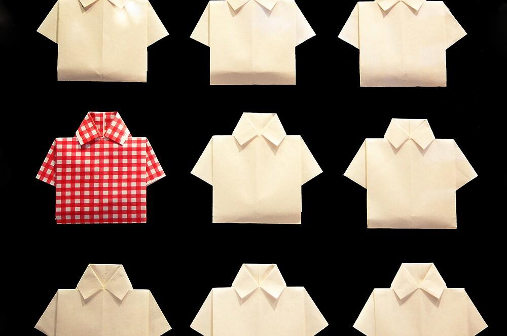 Which Shirt? by Adam Turner