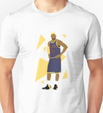 "LeBron James ""The King"" Unisex T-Shirt"