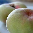 'White Peaches' by Annie Finn