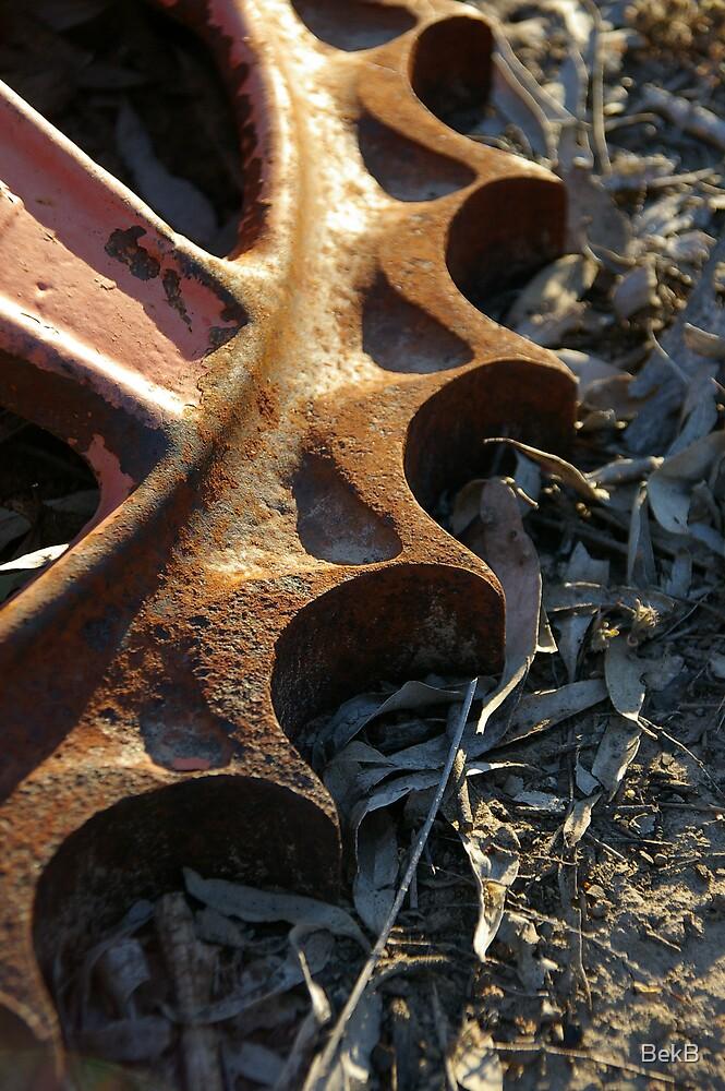 Rusty Cog by BekB