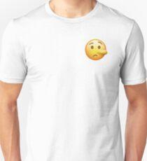 Lying Emoji Unisex T-Shirt