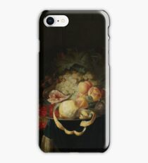 Johannes Hannot - Still Life With Fruit iPhone Case/Skin