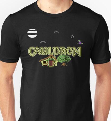 Gaming [C64] - Cauldron T-Shirt