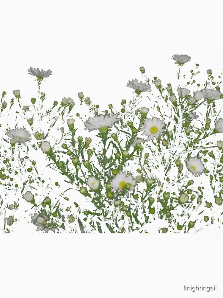 Little Garden flowers by knightingail