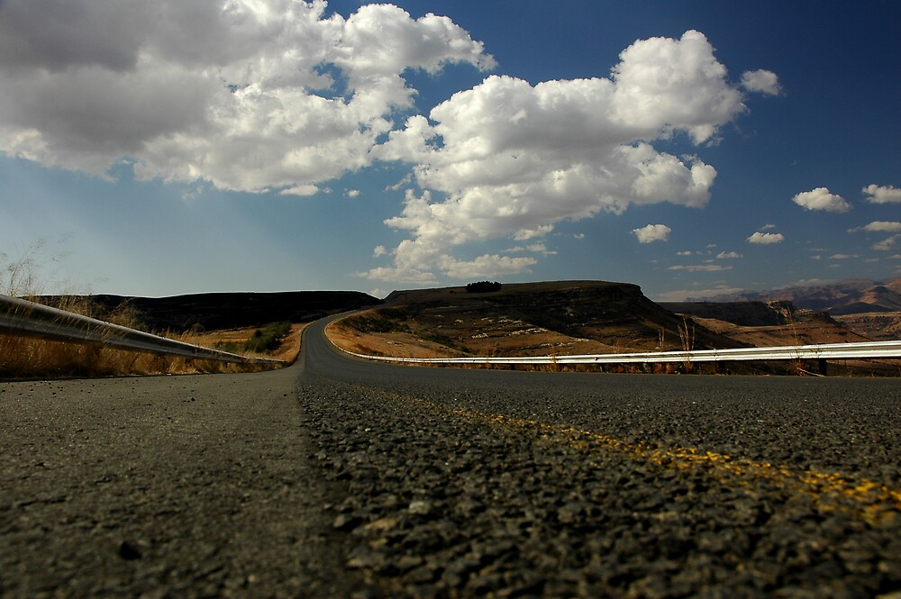 On The Road by microshutter