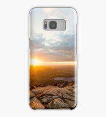 Cadillac Sunset Samsung Galaxy Case/Skin